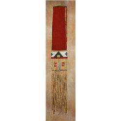 Northern Plains Pipebag, 19th century