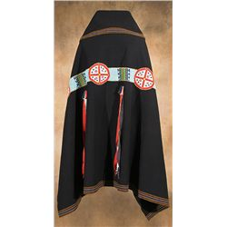 Northern Plains Woman's Robe, early 20th century