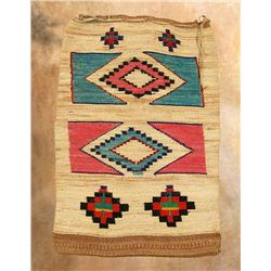 Nez Perce Corn Husk Bag, circa 1930s
