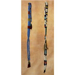 Northern Plains and Sioux Awl Cases, 19th century