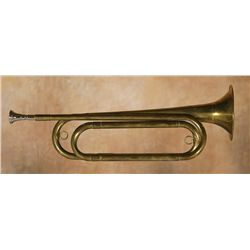 U.S. Regulation Bugle, early 20th century