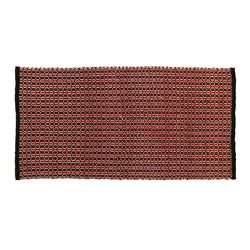 "Navajo Double-faced Double Saddle Blanket, 5'1"" x 2'7"""