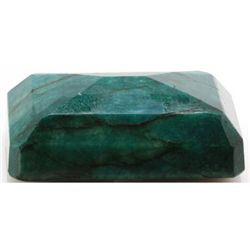 Natural African Emerald Loose 111.85ctw Emerald Cut