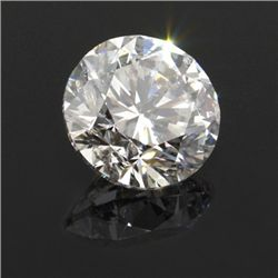 Diamond EGL Cert. ID: 2162405525 Round 2.05 ctw H, SI1
