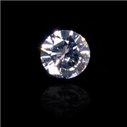 Diamond EGL Cert. ID:3104305117 Round 1.12 ctw F, Si2