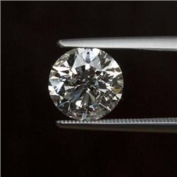 Diamond EGL Certfied Round 0.95 ctw F, SI2