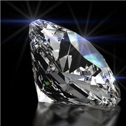 Diamond EGL Cert. ID:2162088128 Round 0.91 ctw H, Vs2