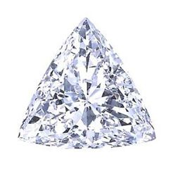 Diamond GIA Certified Modified Triangular 1.52 ct G,SI2
