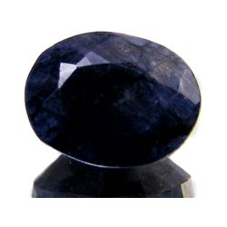 3 ct. Natural Sapphire Deep Dark Gemstone