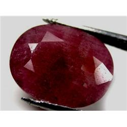 4.5 ct. Natural Ruby Gem