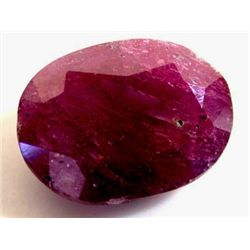 3.5 ct. Natural Ruby Gem