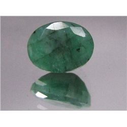 6 ct. Natural Emerald Gemstone