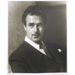 George Hurrell, Gilbert Roland, Photograph