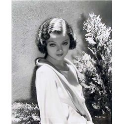 George Hurrell, Myrna Loy, Photograph