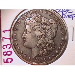 1896-S Morgan Dollar VF20