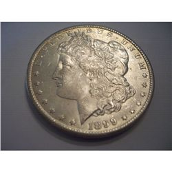 1899-O Brilliant Uncirculated Morgan Silver Dollar