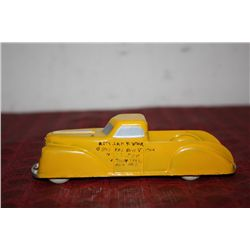 """JANE FRANCIS METAL TRUCK - MADE IN USA - 5"""""""