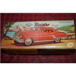 FRICTION CAR IN ORIG. BOX - MINT 10""