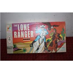 THE LONE RANGER GAME