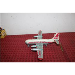 TIN MARX CAPITAL AIRLINES PLANE - 11  LONG - WINGSPAN 14
