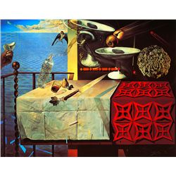 Still Life - Fast Moving - Dali - Limited Edition on Canvas