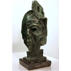 Salvador Dali Original, limited Edition Bronze - Old Age