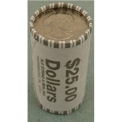 1979-P Bank Roll Susan B. Anthony Dollars Coins UNC