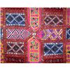 Image 2 : Indian Handmade Embroider Wall Art Fabric Decoration