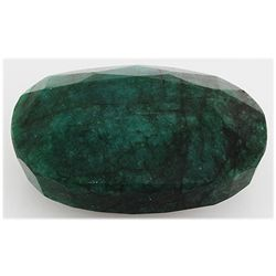 441.50ct Natural Oval Faceted Emerald Gemstone