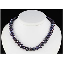 256.04ctw Philippines 10-11mm Freshwater Pearl Necklace
