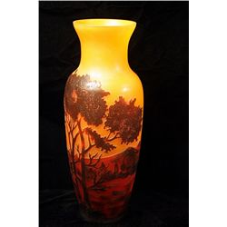 GALLE VASE