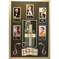 Rat Pack   Giclee with Sand's Sculpture  Giclees