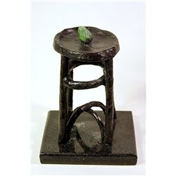Joan Miro  Original, limited Edition  Bronze -TABLE