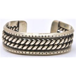 Old Pawn Sterling Silver Cuff Bracelet