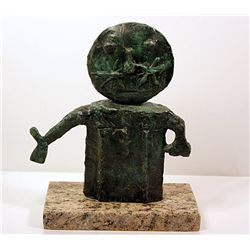 Rufino Tamayo  Original, limited Edition  Bronze -BOY