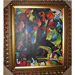 Picture With An Archer  - Kandinsky - Limited Edition