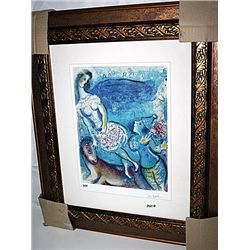 Chagall  Limited Edition - Circus 511