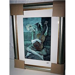 Picasso  Limited Edition - The Old Guitarist