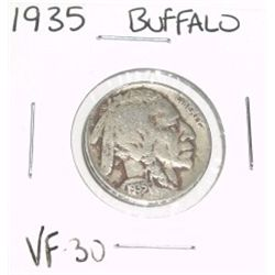 1935 Buffalo Nickel *VERY FINE-30 GRADE*!!