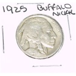 1925 Buffalo Nickel *PLEASE LOOK AT PICTURE TO DETERMINE GRADE*!!