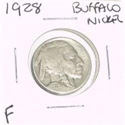 1928 Buffalo Nickel *FINE GRADE*!!