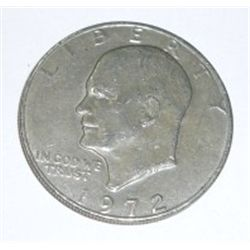 "1972 Eisenhower ""IKE"" Dollar *PLEASE LOOK AT PICTURE TO DETERMINE GRADE - NICE COIN*!!"