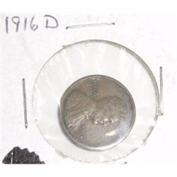 1916-D Lincoln Cent *PLEASE LOOK AT PICTURE TO DETERMINE GRADE*!!