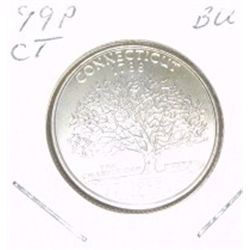 1999-P Washington STATE Quarter *CONNECTICUT BU-BRILLIANT UNC HIGH GRADE* NICE COIN!!