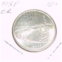 2005-P Washington STATE Quarter *OREGON BU-BRILLIANT UNC HIGH GRADE* NICE COIN!!