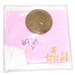1944-S Cent Penny *PLEASE LOOK AT PICTURE TO DETERMINE GRADE - Nice Coin*!!