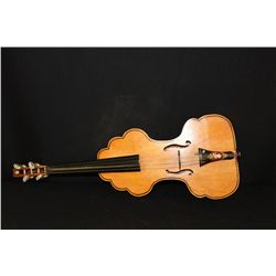 """LITHUANIA VIOLIN HAND MADE BY ARTIST MATTHEW ORANTE 26"""""""