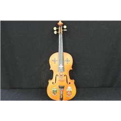 """LITHUANIA VIOLIN HAND MADE BY MATTHEW ORANTE 24"""""""