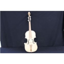 LITHUANIA HAND MADE VIOLIN  BY ARTIST MATTHEW ORANTE