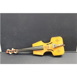 LITHUANIA VIOLIN MADE BY ARTIST MATTHEW ORANTE